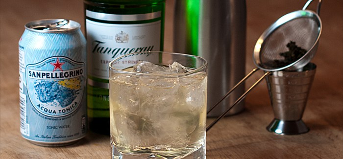 #tuesdayGT: Lyninfuseret Gin & tonic