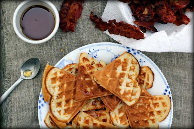 Breakfast i served...