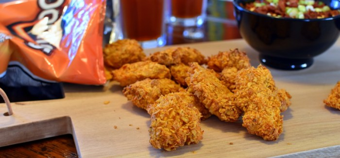 Geniale Doritos Nuggets!