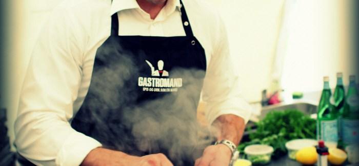 Da Gastromand gik råvare-amok i teltet på Food Festival