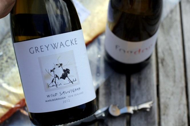 "Greywacke ""Wild Sauvignon Blanc""... Marlborough New Zealand..."