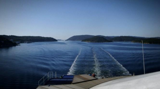 Den smukke Oslo-fjord | Foto: Rasmus Dinesen