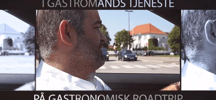 Premiere på Et Gastronomisk Roadtrip – en WEB-TV serie i 6 afsnit