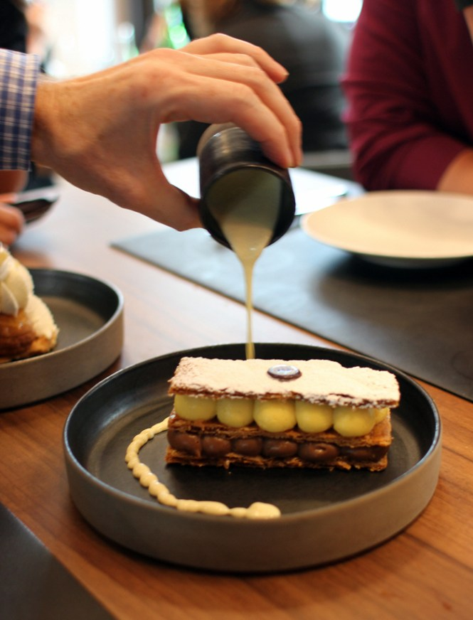 Molitor mille feuille