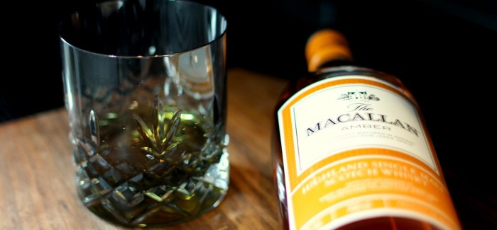 Wednesdays Whisky: Macallan Amber