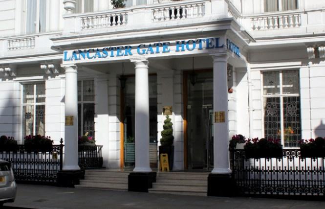 Lancaster Gate Hotel...