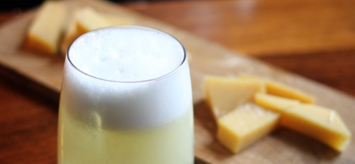 #TuesdayGT XVI: Ost, gin & cocktails på Apotheket