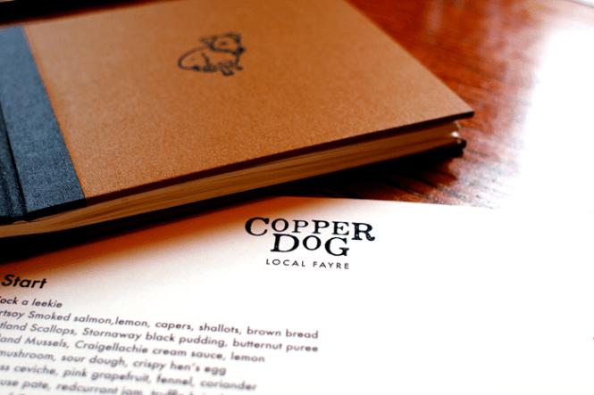 Får du muligheden så besøg endelig Copper Dog...