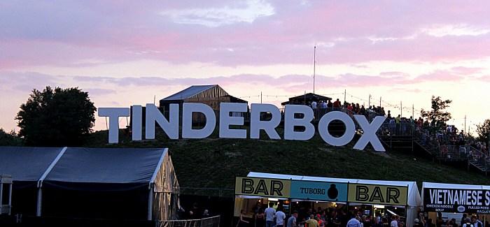 Danmarks bedste Festivalburger: Topkarakter på Tinderbox