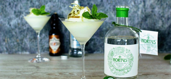 Gin & Tonic Sorbet – Sommerens party dessert!
