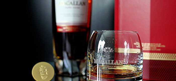 Wednesdays Whisky: Monstrøse Macallan Rare Cask