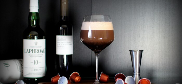 Gastromand Signatur Cocktail – The Nespresso Edition