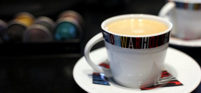 Weekendtesten: Nespresso Expert Anthracite Grey