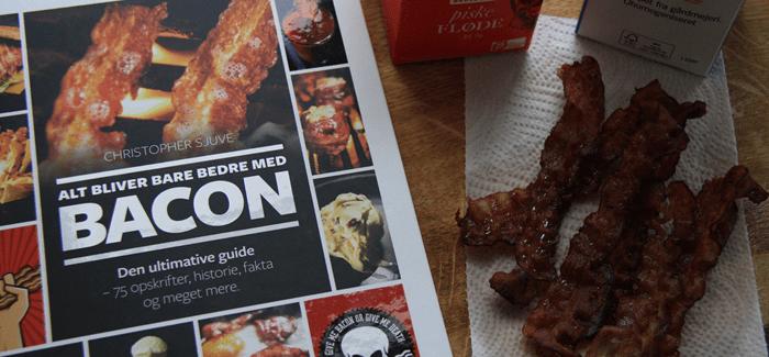 En baconlovers dessert: Æg & Bacon is