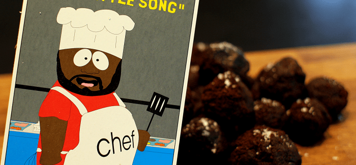 Food On Film take 9: Chefs Chocolate Salty Balls