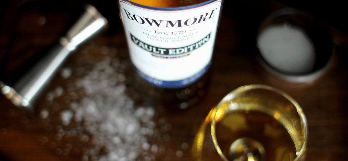 Wednesdays Whisky: Bowmore Alantic Sea Salt