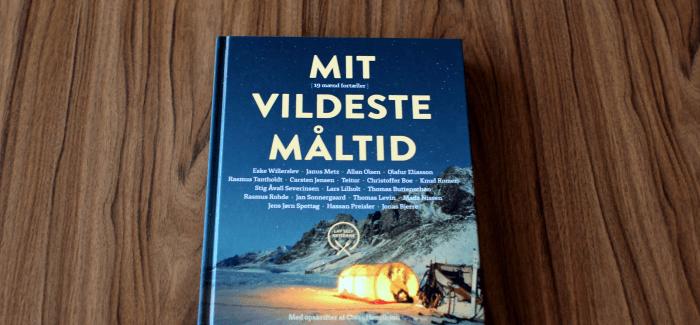 Anmeldelse: Mit vildeste måltid af Claus Henriksen