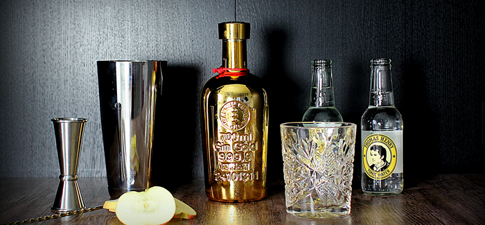 #tuesdayGT XIV: Golds Gin 999.9