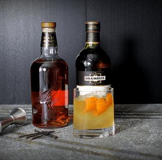 Wednesday Whisky: Rusty Nail Naked