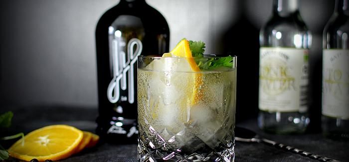 #tuesdayGT XVIII: Tyske Heiko Gin og tør tør tonic