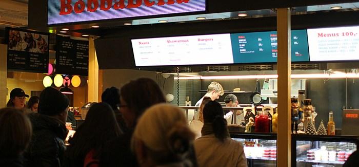 Kadeau uddeler Bornholmerbank i Tivolis Foodhall