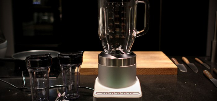 WEEKENDTESTEN: Brauns Power Blender 7