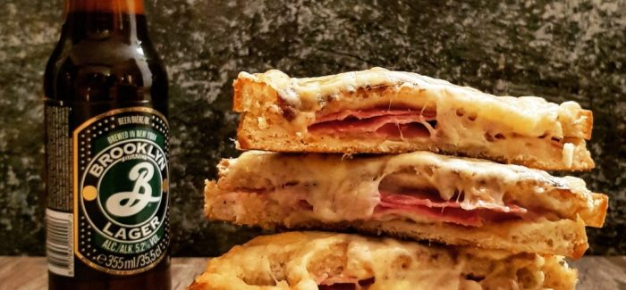 Croque Monsieur: The Gentlemans Sandwich