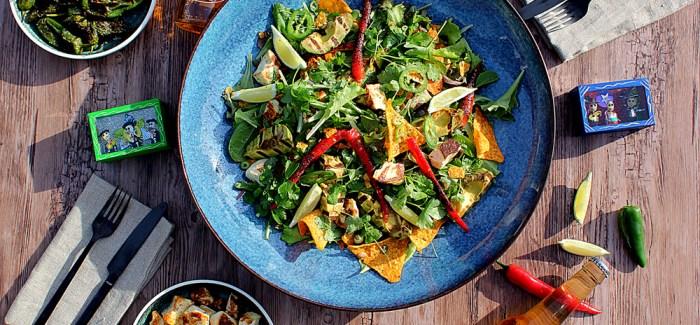 The Crazy Horse Salad