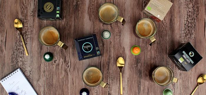TEST: De bedste Nespresso-kompatible kapsler