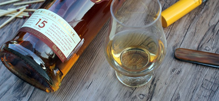 Wednesdays Whisky: Glenfiddich 15 år