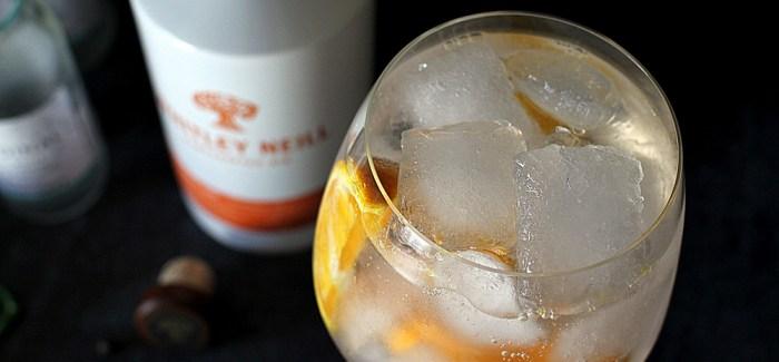 Tuesdays GT: Whitley Neill – Blood Orange Gin