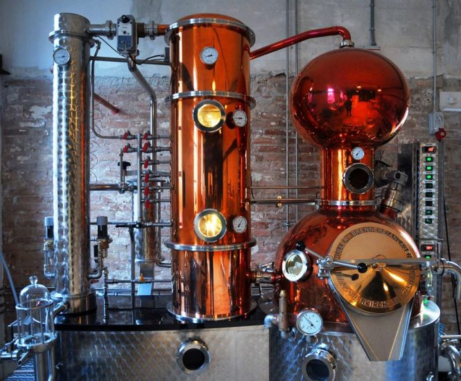 Radius Distillery