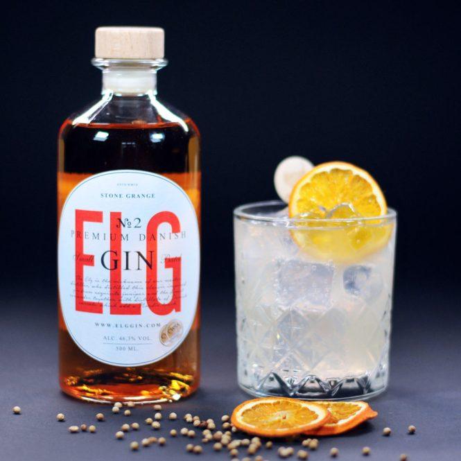 ELG No. 2 med Franklin & Sons Ginger Beer