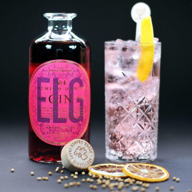 ELG No. 4 med Fever-Tree Aromatic Tonic