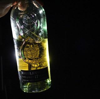 Den nordligste whisky-smagning nogensinde afholdt…