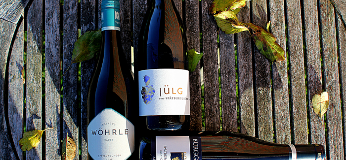 Slut med Hvid-januar! Spätburgunder – Billig Pinot Noir eller overlegne dråber?
