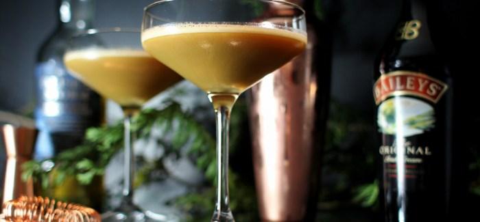 Julecocktail: Espresso-Bailey-Whisky Martini…