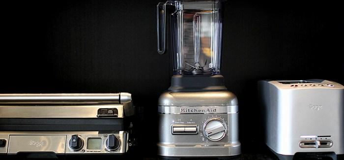 Weekendtest: Kitchen Aid Power Plus Blender er et Monster!