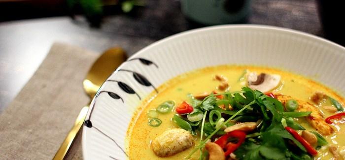 Vintersuppe: Thai Suppe med et Spicy Kick