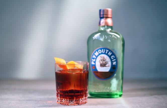 Plymouth Gin - perfekt i en klassisk Negroni