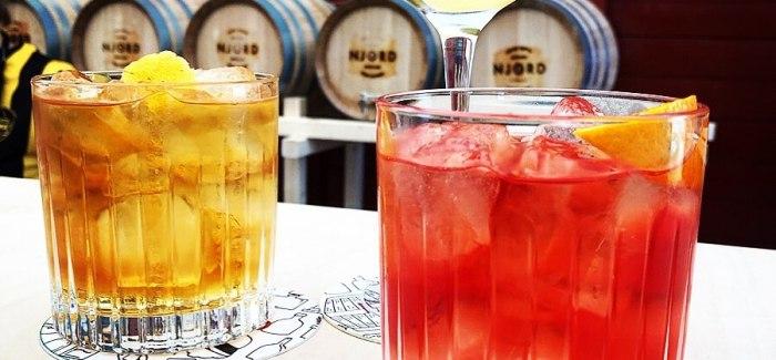 Få opskriften på Northside suverænt bedste cocktail