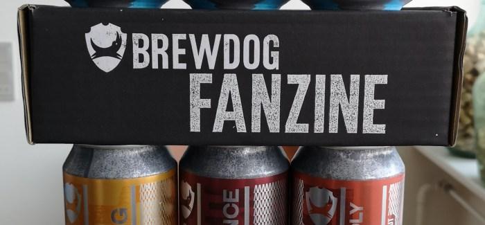 BrewDog Fanzine: var det noget med øl på abonnement?