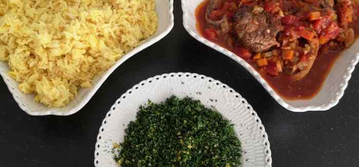 Slowcooking: Osso Buco