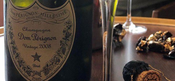 Gastromand x Champagne: Dom Perignon 2008 – Like a Hurricane