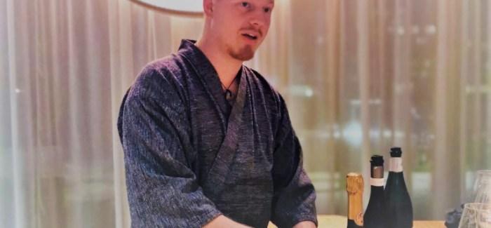 Sushi Anaba: Mads Battefeld brillerer bag 8-mands disken