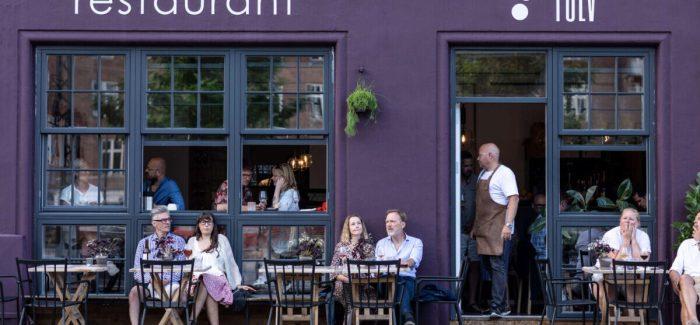 Restaurant Tolv: Drømmenes København
