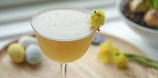 DANMARKS STØRSTE PÅSKEFROKOST: Cocktailen