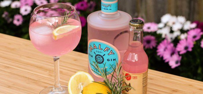 Sommerdrinks: Pink grape og gin