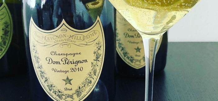 Gastromand x Champagne: Dom Perignon 2010 – You Can't Stop Rock 'n' Roll