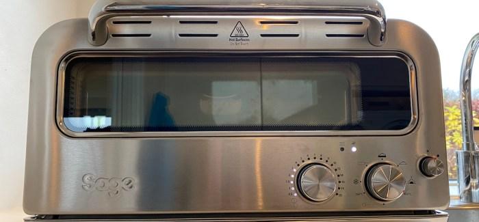 TEST: SAGE – The Smart Oven Pizzaiolo imponerer